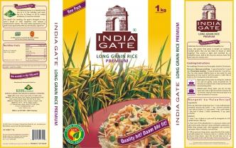 India Gate Long Grain Rice